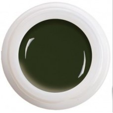 1-25326 Dark Night Olive, UV-LED gel colour, 5gr