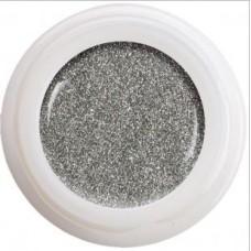 1-25329 Shiny Silver, UV-LED gel colour, 5gr