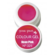 1-25325 Neon Pink, UV-LED gel colour, 5gr