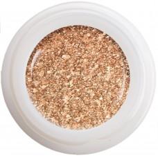 1-25336 GLAM Copper, UV-LED gel colour, 5gr