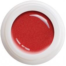 1-25366 Pearly Satin Lighthouse Red, UV-LED gel colour, 5gr