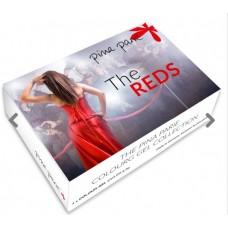 S2-269 The Reds, set van 4 gel colours, 5gr