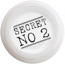 1-25414 White Secret No2 UV-LED gel colour, 5gr