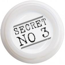 1-25415 White Secret No3 UV-LED gel colour, 5gr