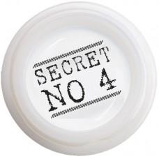 1-25416 White Secret No4 UV-LED gel colour, 5gr