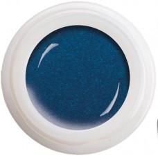 1-25427 Satin Saphirblue UV-LED gel colour, 5gr