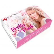 S2-285 Pretty in Pink, set van 4 gel colours, 5gr