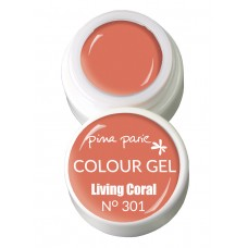 1-25301 Living Coral, UV-LED gel colour, 5gr