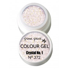 1-25372 Crystal No.1, UV-LED gel colour, 5gr
