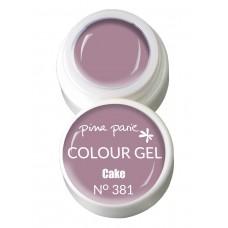 1-25381 Cake, UV-LED gel colour, 5gr
