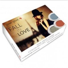 S2-268 Fall in Love, set van 6 gel colours, 5gr