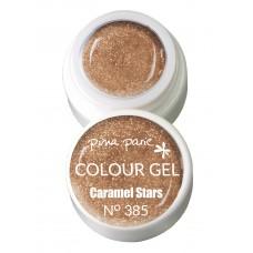 1-25385 Caramel stars, UV-LED gel colour, 5gr