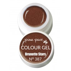 1-25387 Brunette stars, UV-LED gel colour, 5gr