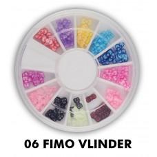Fimo-/Strass Nailart nr 6