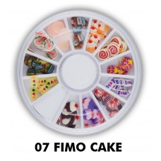 Fimo-/Strass Nailart nr 7
