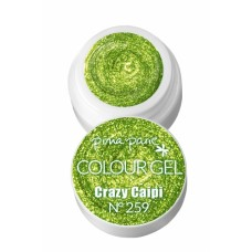 1-25259 Crazy Caipi, UV-LED gel colour, 5gr - Colour