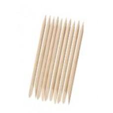 Manicure stokjes, 10 stuks