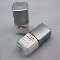 11-401 French Nail Polish White- 12 ml