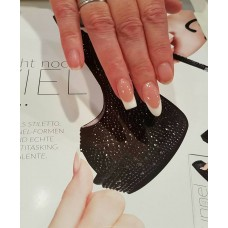 Gelnagels éxtra opleiding; privéles 3u Gelnagel modellage, 3u French