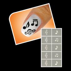 Nageltattoo - Muziek