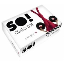 S3-102 Set SO! Retro Classics- UV/LED Nail Fashion- 6x5gr