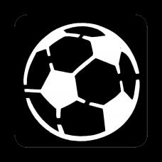 Sjabloon Voetbal